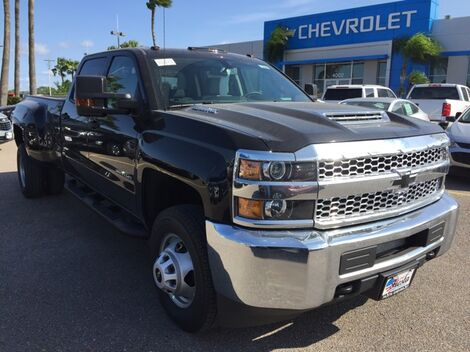 2019_Chevrolet_Silverado 3500HD_Work Truck_ McAllen TX