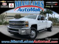2019 Chevrolet Silverado 3500HD Work Truck Miami Lakes FL
