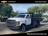 2019 Chevrolet Silverado 4500HD Work Truck Miami Lakes FL