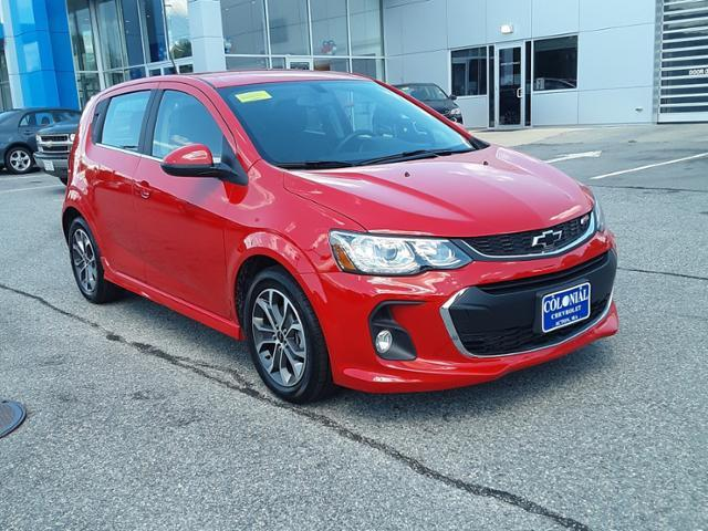 2019 Chevrolet Sonic 5dr HB Auto LT w/1SD Acton MA