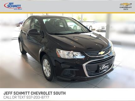 2019_Chevrolet_Sonic_LT_ Dayton area OH