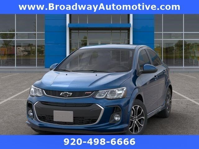 2019 Chevrolet Sonic LT Green Bay WI