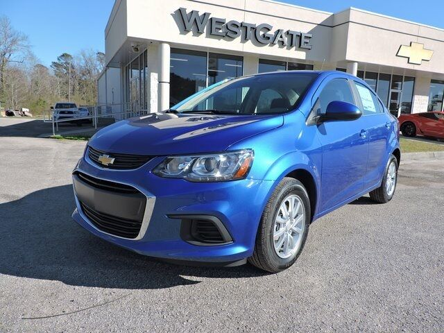 2019 Chevrolet Sonic LT Raleigh NC