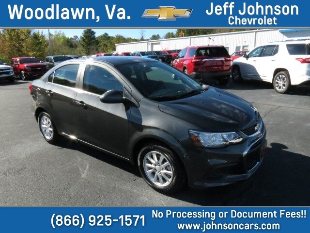 2019 Chevrolet Sonic LT Woodlawn VA