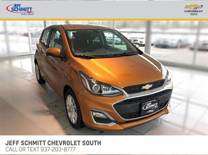 2019_Chevrolet_Spark_1LT_ Dayton area OH