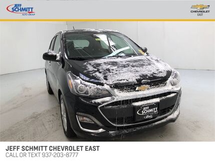 2019_Chevrolet_Spark_2LT_ Dayton area OH