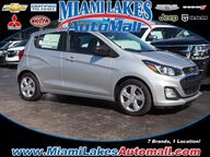 2019 Chevrolet Spark LS Manual Miami Lakes FL