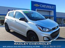 2019_Chevrolet_Spark_LS Manual_ Northern VA DC