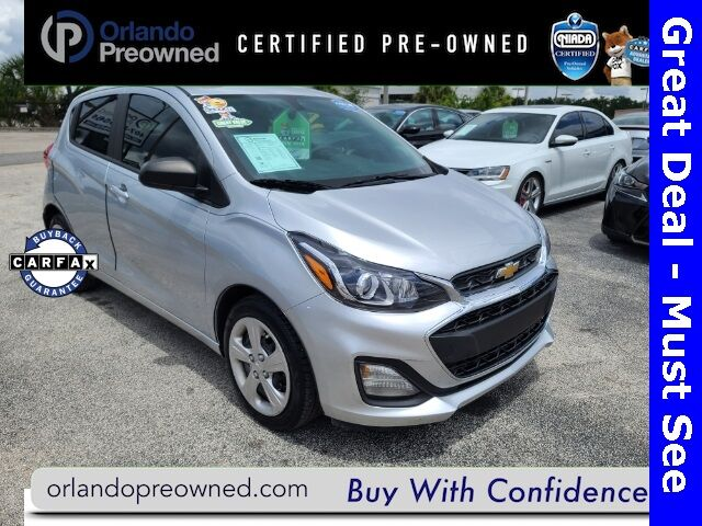 2019 Chevrolet Spark LS Orlando FL