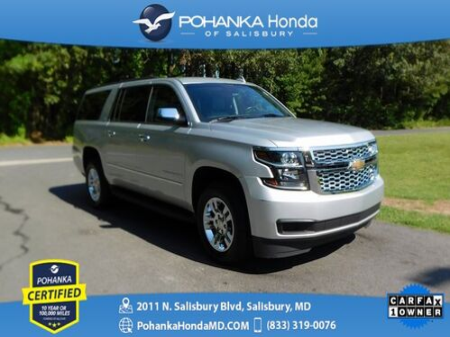 2019_Chevrolet_Suburban_LT ** Pohanka Certified 10 Year / 100,000  **_ Salisbury MD