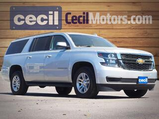 Chevrolet Suburban LT 1500 2019