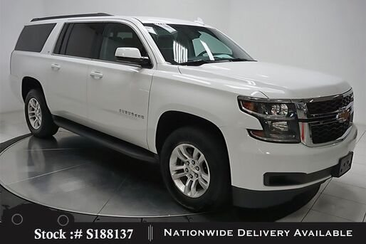 2019_Chevrolet_Suburban_LT CAM,HTD STS,PARK ASST,18IN WHLS,3RD ROW_ Plano TX