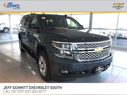 2019_Chevrolet_Suburban_LT_ Dayton area OH