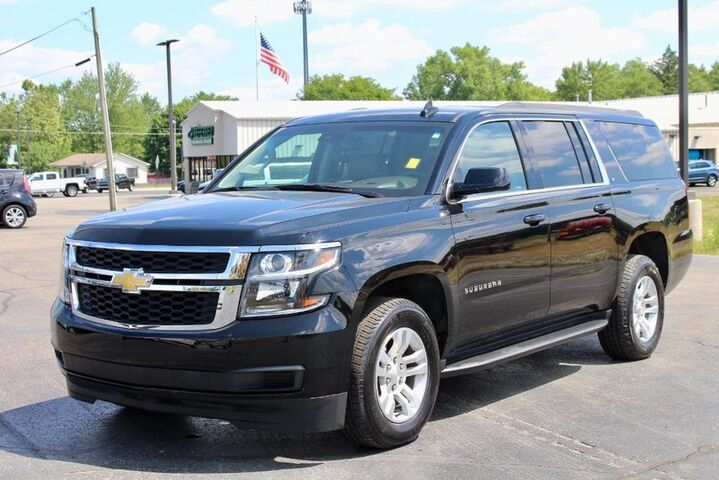 2019 Chevrolet Suburban LT Fort Wayne Auburn and Kendallville IN