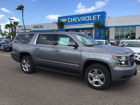 2019_Chevrolet_Suburban_LT_ McAllen TX