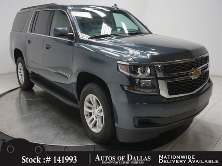 2019_Chevrolet_Suburban_LT NAV,CAM,HTD STS,PARK ASST,18IN WLS,3RD ROW_ Plano TX