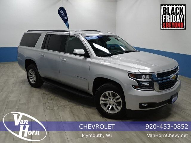 2019 Chevrolet Suburban LT Plymouth WI