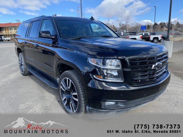 2019_Chevrolet_Suburban_Premier_ Elko NV
