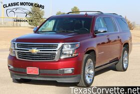 2019_Chevrolet_Suburban_Premier_ Lubbock TX