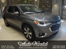 2019_Chevrolet_TRAVERSE 3 LT  AWD__ Hays KS