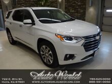 2019_Chevrolet_TRAVERSE PREMIER AWD__ Hays KS