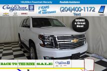2019 Chevrolet Tahoe * Premier 4x4 * POWER LIFTGGATE * HEADS UP DISPLAY * Portage La Prairie MB