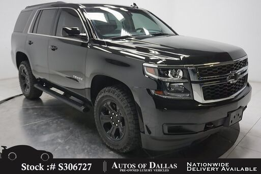 2019_Chevrolet_Tahoe_LS CAM,PARK ASST,18IN WLS,3RD ROW_ Plano TX