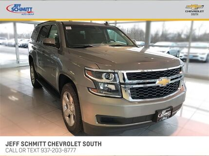 2019_Chevrolet_Tahoe_LS_ Dayton area OH