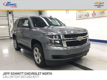 2019_Chevrolet_Tahoe_LS_ Dayton area OH