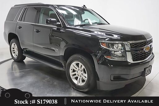 2019_Chevrolet_Tahoe_LT CAM,HTD STS,PARK ASST,18IN WLS,3RD ROW_ Plano TX