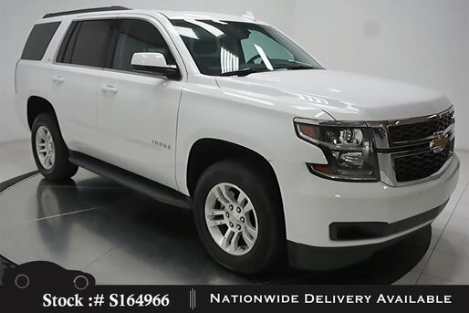 2019_Chevrolet_Tahoe_LT CAM,SUNROOF,HTD STS,PARK ASST,3RD ROW_ Plano TX