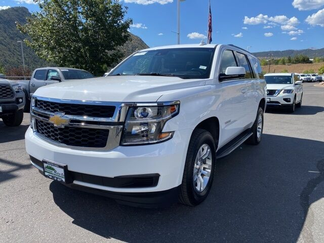 2019 Chevrolet Tahoe LT Durango CO