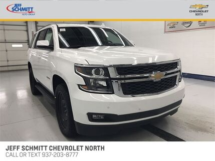 2019_Chevrolet_Tahoe_LT_ Dayton area OH