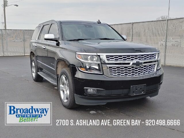 2019 Chevrolet Tahoe LT Green Bay WI