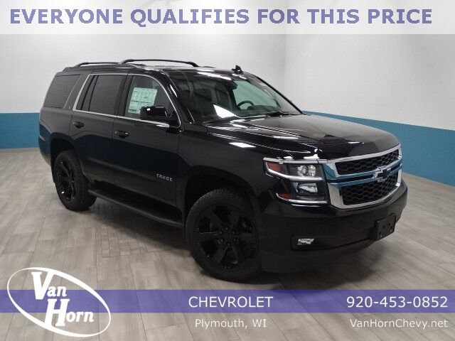 2019 Chevrolet Tahoe LT Plymouth WI