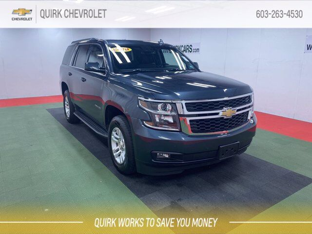 2019 Chevrolet Tahoe LT Manchester NH