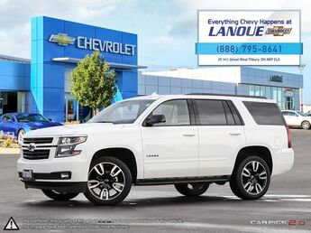 2019_Chevrolet_Tahoe_Premier  - Navigation -  Leather Seats_ Tilbury ON