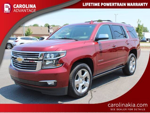 2019 Chevrolet Tahoe Premier High Point NC