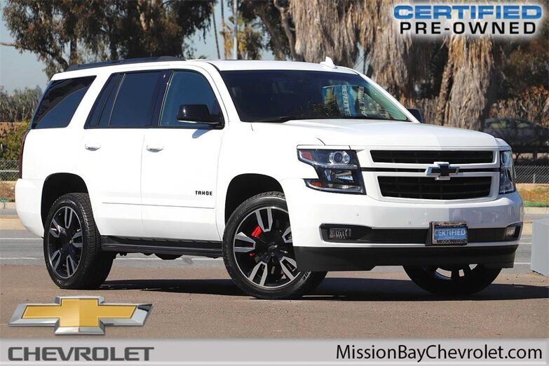 2019 Chevrolet Tahoe Premier San Diego CA