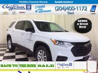 2019 Chevrolet Traverse * LS All Wheel Drive * BLACKOUT PACKAGE * EIGHT PASSENGER * Portage La Prairie MB