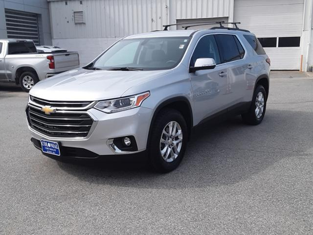 2019 Chevrolet Traverse AWD 4dr LT Cloth w/1LT Acton MA