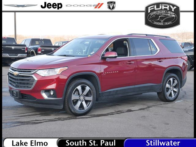 2019 Chevrolet Traverse AWD 4dr LT Leather w/3LT Stillwater MN