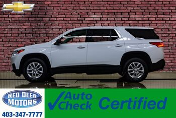 2019_Chevrolet_Traverse_AWD LS BCam_ Red Deer AB