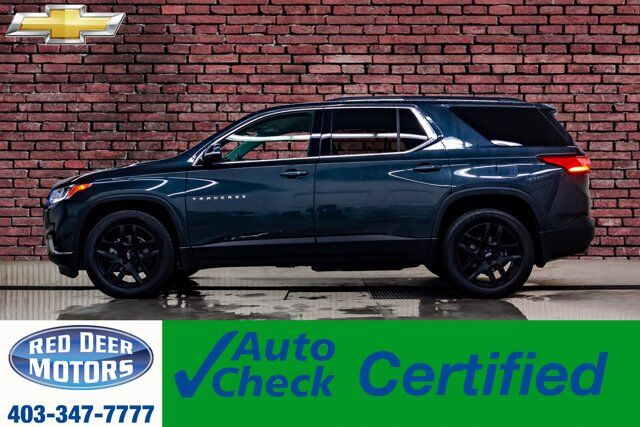 2019 Chevrolet Traverse AWD LT BCam 3rd Row Red Deer AB