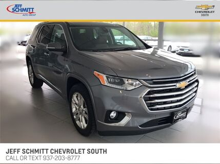 2019_Chevrolet_Traverse_High Country_ Dayton area OH