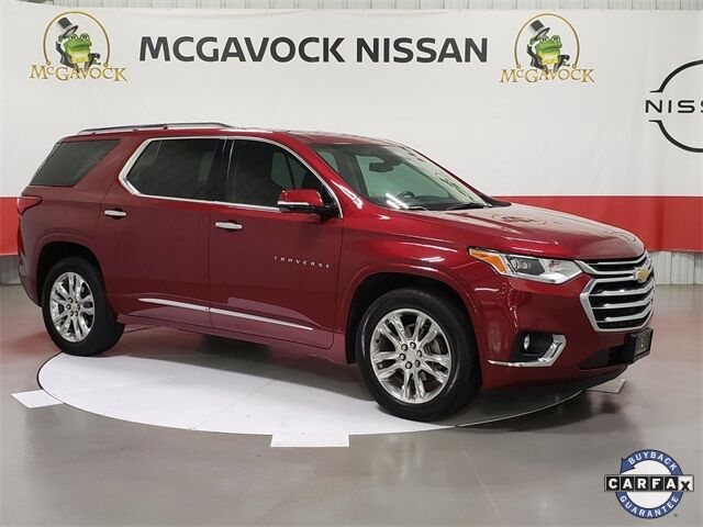 2019 Chevrolet Traverse High Country Rockwall TX
