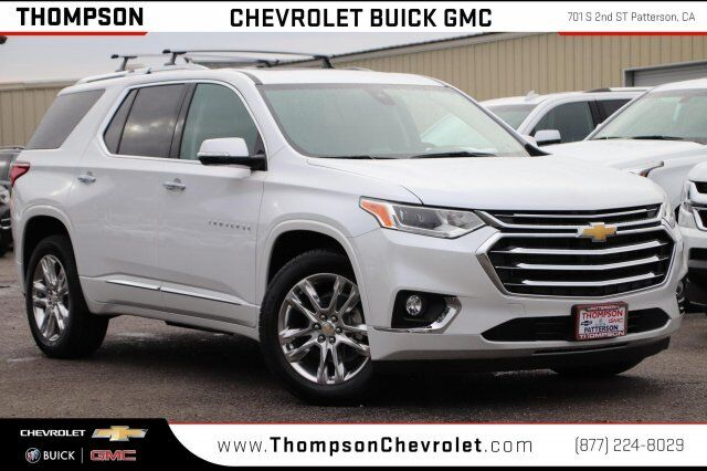 2019 Chevrolet Traverse High Country Patterson CA