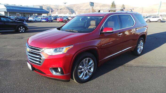 2019 Chevrolet Traverse High Country Yakima WA