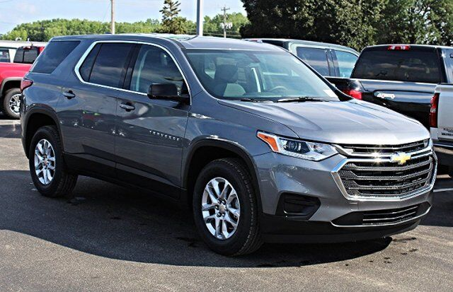 New Chevrolet Traverse Green Bay Wi