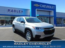 2019_Chevrolet_Traverse_LS_ Northern VA DC